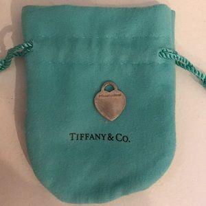 Tiffany & Co. Jewelry - Return to Tiffany Heart Tag/Charm